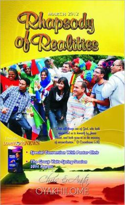 Rhapsody of Realities - March 2012