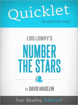 Quicklet on Lois Lowry's Number The Stars