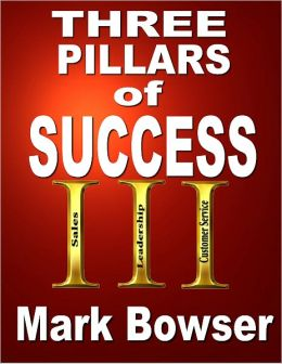 failure a pillar of success There are three fundamental pillars of success for any organization every organization that is succeeding is successful in these three pillars every organization that is failing is doing so because of a failure in one or more of these areas this is true for any organization whether it is a nation, a fortune 500 corporation, a non-profit charity, a mom and pop small business, a church, a.