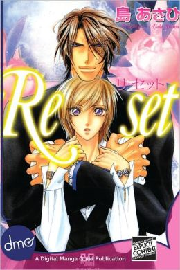 Reset (Yaoi Manga) - Nook Edition