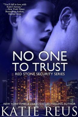 No One to Trust (Romantic Suspense)