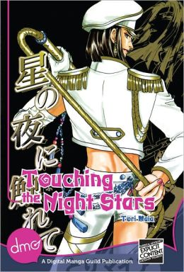 Touching The Night Stars (Yaoi Manga) - Nook Edition