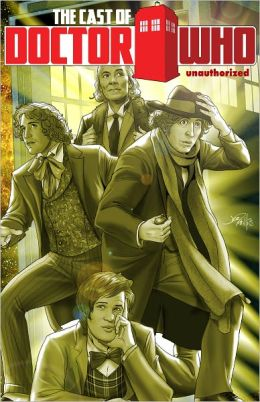 Dr. Who - The Graphic Novel