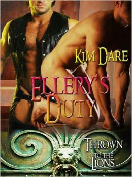Ellery's Duty [Thrown to the Lions]