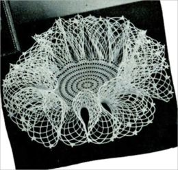Lacy Crocheted Doilies Patterns for Crochet