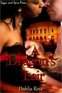 A Dragon's Lair [Interracial Shifter Erotic Romance]