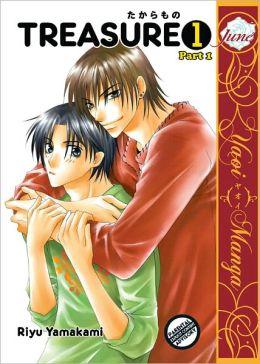 Treasure vol.1 Part1 (Yaoi Manga) - Nook Edition