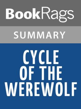 Cycle of the Werewolf by Stephen King l Summary & Study Guide