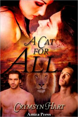 A Cat for All [Shifter Menage Erotic Romance]