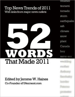 52 Words That Made 2011