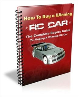 How To Buy a Winning RC Car