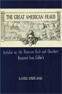 THE GREAT AMERICAN FRAUD (Illustrated)