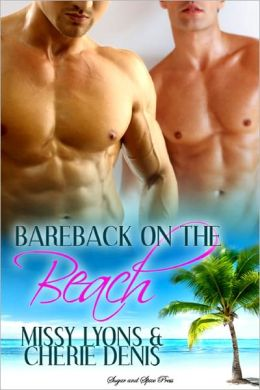 Bareback on the Beach [Gay Erotic Romance]