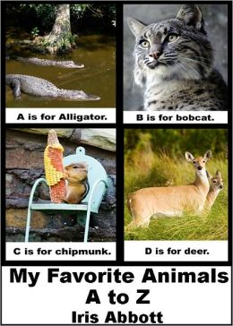My Favorite Animals A to Z