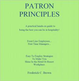 Patron Principles