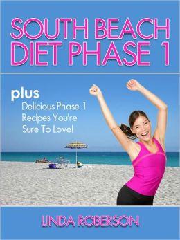 South beach diet phase 2 list