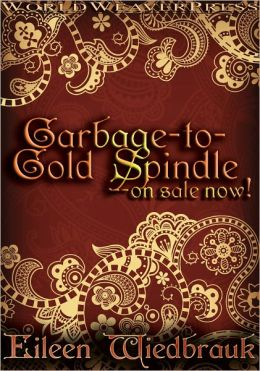 Garbage-to-Gold Spindle--On Sale Now!