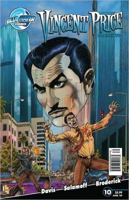 Vincent Price Presents #10`