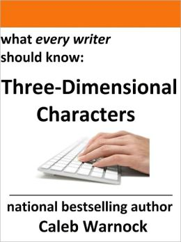 Three-Dimensional Characters