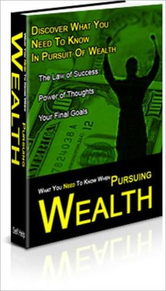Reaching New Heights - Pursuing Wealth - What You Need To Know When Pursuing Wealth