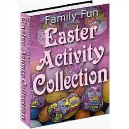 Ready to Enjoy - Family Fun Easter Activity Collection