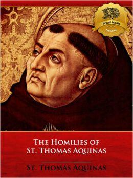 The Homilies of St. Thomas Aquinas