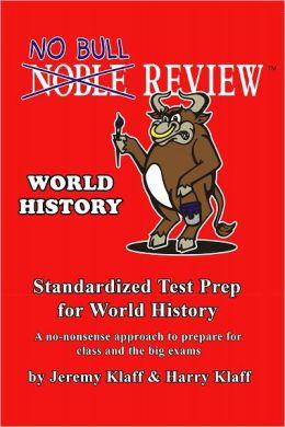 No Bull Review - World History