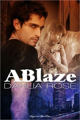Ablaze [Interracial Erotic Romance]