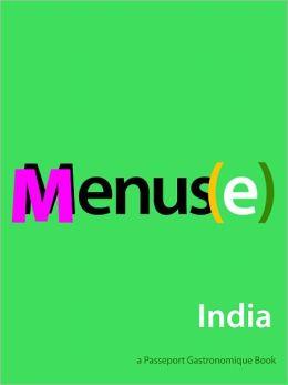 Menus(e): INDIA