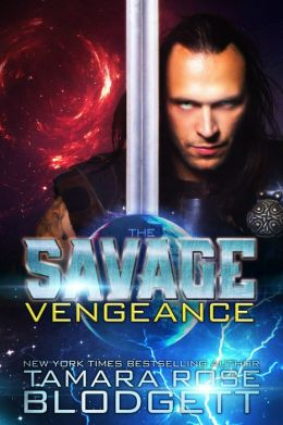 The Savage Vengeance (The Savage Series, #4)