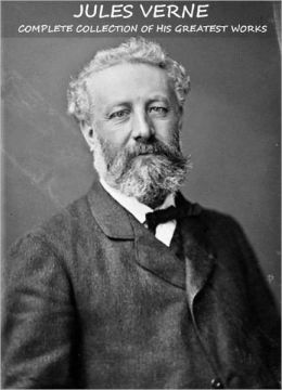 Jules Verne Complete: The Essential Collection of 29 Jules Verne Titles (includes Around the World in 80 Days, Journey to the Center of the Earth, Mysterious Island(inspiration for Journey 2 starring The Rock), From the Earth to the Moon and more).