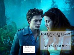 NOOK Kids: Baby Names from Twilight