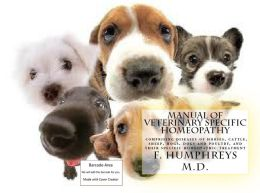 A Manual of Veterinary specific Homeopathy