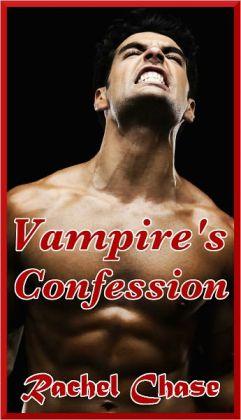 Vampire's Confession (m/m Paranormal / Priest Erotica)