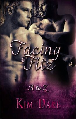 Facing Fitz (Gay BDSM Erotic Romance, A to Z Series)