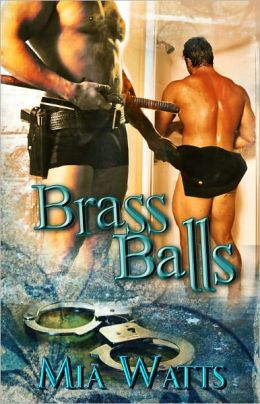 Brass Balls (Male/Male Erotic Romance, Gay, Handcuffs and Lace Series)