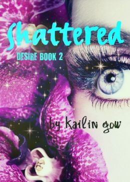 Shattered (DESIRE #2 - a Dystopian Romance Fiction)