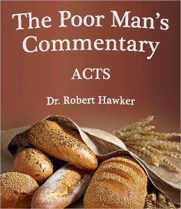 The Poor Man's Commentary - Book of Acts