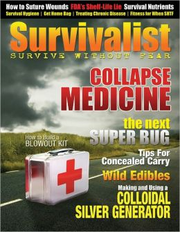 Survivalist Magazine Issue #4
