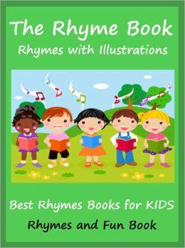 Kids Teach Rhymes : Kids Nursery Rhymes Book