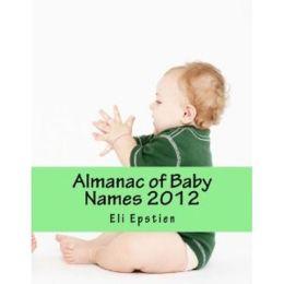 Almanac of Baby Names 2012