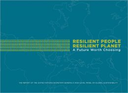 The GSP Report: Resilient People Resilient Planet