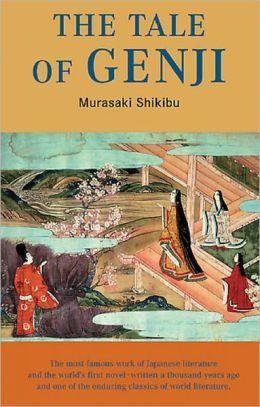 The Tale of Genji by Shikibu Murasaki - Full Version (Illustrated)