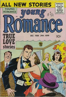 Young Romance Number 97 Love Comic Book