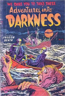 Adventures Into Darkness Number 14 Horror Comic Book