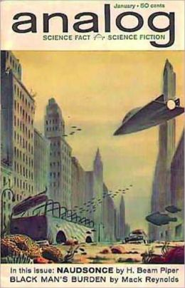 Naudsonce A Science Fiction, Post-1930, Short Story Classic By H. Beam Piper! AAA++++