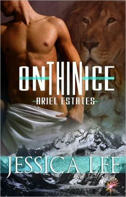 On Thin Ice (Male/Male Paranormal Erotic Romance, Shapeshifter, Ariel Estates Series)