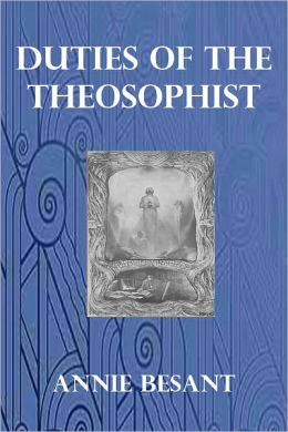 Duties of the Theosophist
