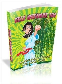 Self Defense 101