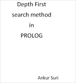 Depth First Search in PROLOG
